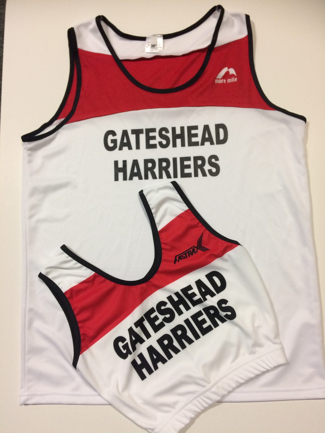 Gateshead Harriers Vest Crop Top