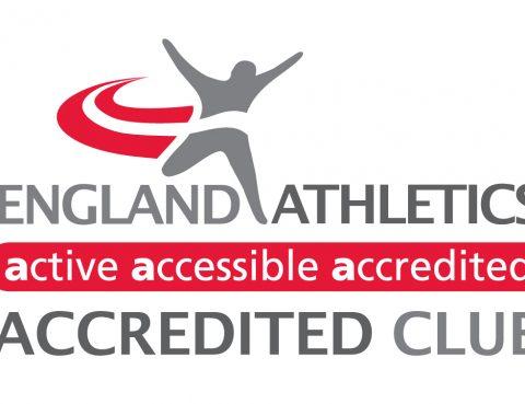 England Athletics Logo Gateshead Harriers