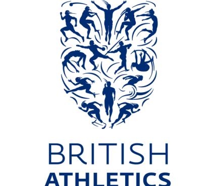 British Athletics Logo Gateshead Harriers