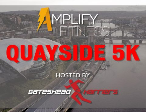 amplify fitness quayside 5k hosted by gateshead harriers & ac