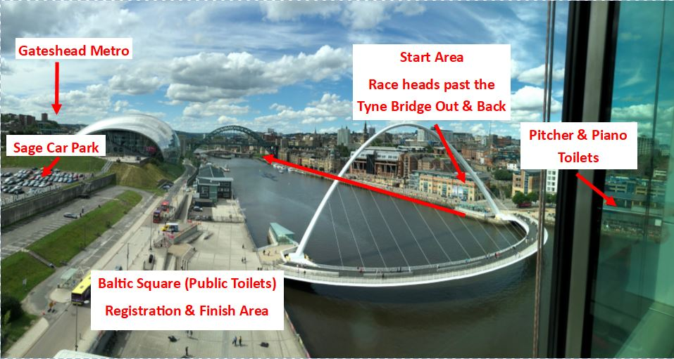 Race Area Quayside 5k