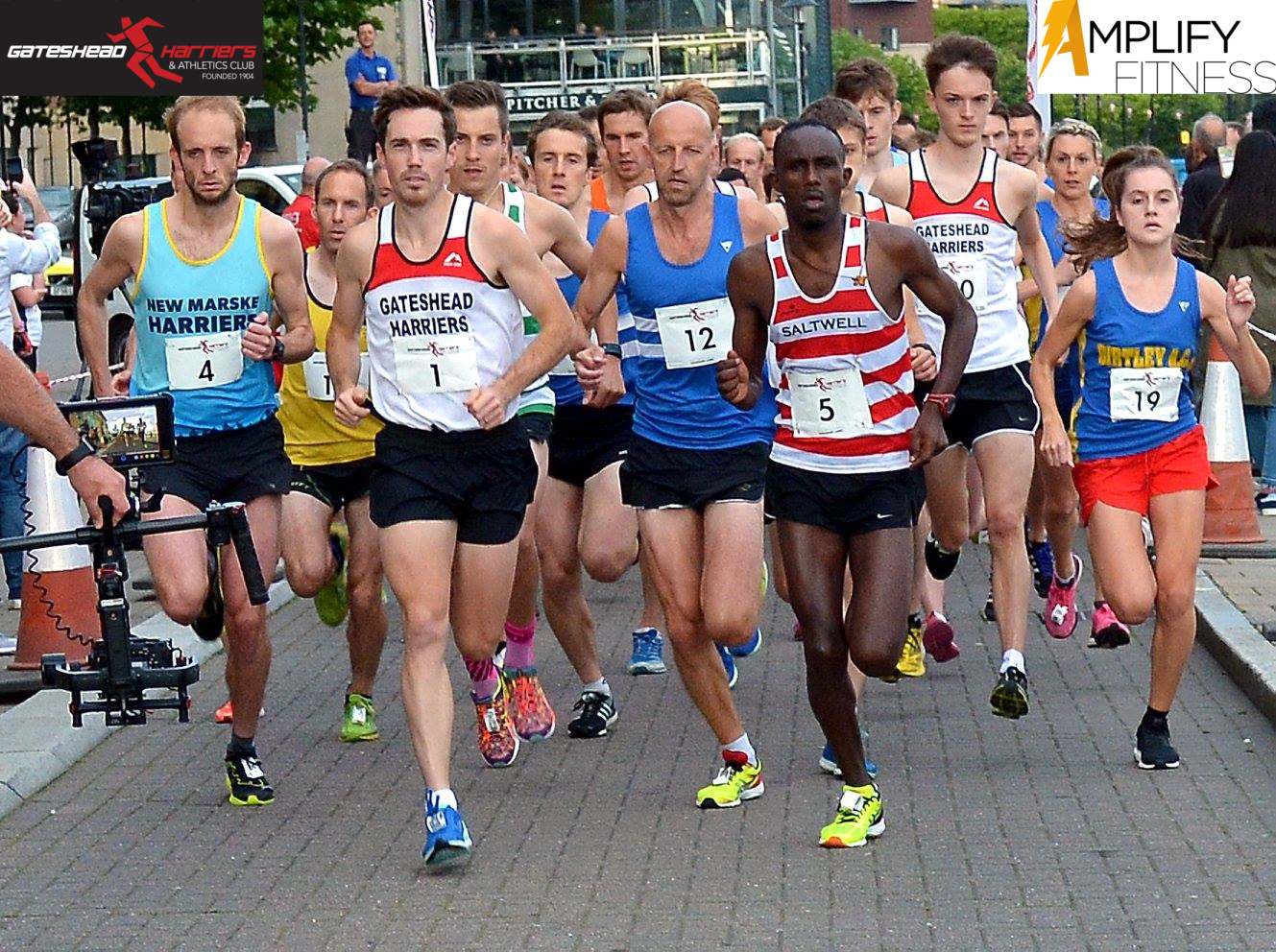 quayside 5k live results