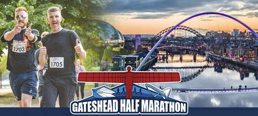 gateshead half marathon