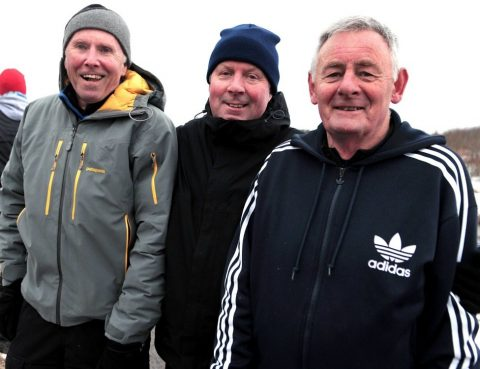 lindsay dunn brendan foster and mike baxter